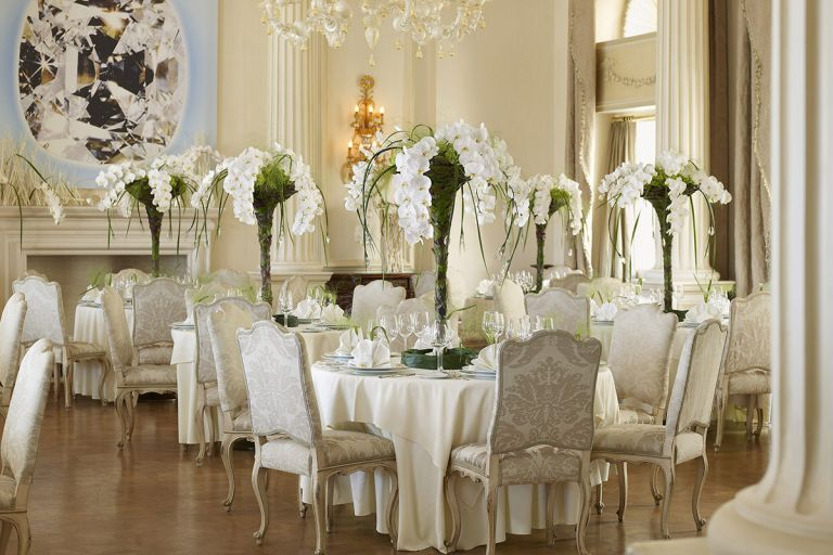 luxury modern wedding